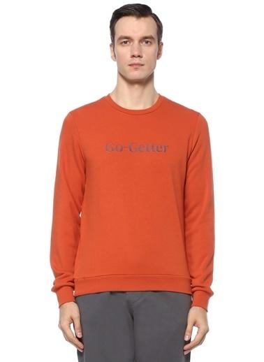 Beymen Club Sweatshirt Oranj